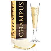 Ritzenhoff - Champus Champagne Flute Marvin Benzoni 205ml
