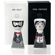 Ritzenhoff - Salt & Pepper Shakers Kathrin Stockebrand