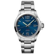 Longines - Conquest V.H.P. Blue Dial S/Steel Watch 43mm