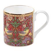 Roy Kirkham - Larch Mug Strawberry Red