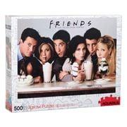 Aquarius - Friends Milkshakes Puzzle 500pce