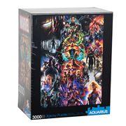 Aquarius - Marvel MCU Collage Puzzle 3000pce