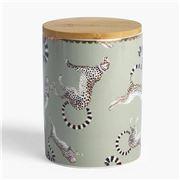 Yvonne Ellen - Storage Jar Cheetah