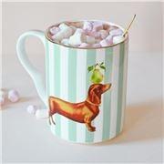 Yvonne Ellen - Sausage Dog Mug