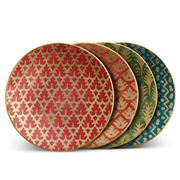 L'objet - Fortuny Assorted Canape Plate Set 4pce