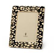 L'objet - Leopard Plated Frame Gold 10x15cm