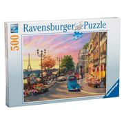 Ravensburger - A Paris Evening Jigsaw Puzzle 500pce