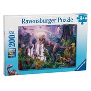 Ravensburger - King Of The Dinosaurs Puzzle 200pce