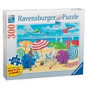 Ravensburger - Meet Me At The Beach Jigsaw Puzzle 300pce