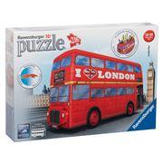 Ravensburger - London Bus 3D Puzzle 216pce