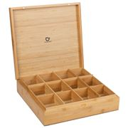 Bredemeijer - Universal Tea Box 12-Compartments
