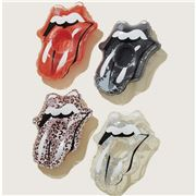 SunnyLife - Inflatable Drink Holders Rolling Stones Set 4pce