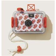 SunnyLife - Rolling Stones Hot Lips Underwater Camera