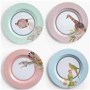 Yvonne Ellen - Picnic Dinner Plate Set 4pce