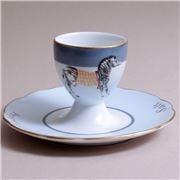 Yvonne Ellen - Egg Cup Zebra
