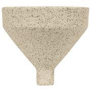 Robert Gordon - Funnel White Speckle 8x7.5cm