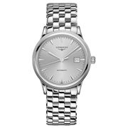 Longines - Flagship Sunray Silver Dial S/Steel Watch 40mm