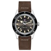 Rado - Captain Cook Automatic Leather Strap Watch 42mm