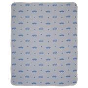 David Fussenegger -  Juwel Bassinet Blanket Autos Blue