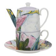 Ecology - Bloom Tea For One With Infuser 4pce
