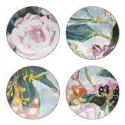 Ecology - Bloom Plate Set 4pce 15cm