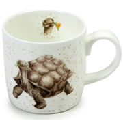 Royal Worcester - W/Designs Aged To Perfection Turtle Mug