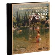 Book - Luca's Culinary Journey by Luca Ciano