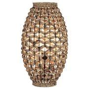 Amalfi - Lola Table Lamp Natural/Black 29x51.5x29cm