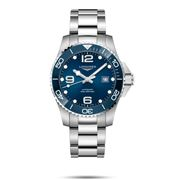 Longines - HydroConquest Auto. Blue Dial Ceramic Bezel 43mm