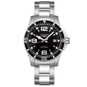 Longines - HydroConquest Black Dial S/Steel Auto. Watch 41mm