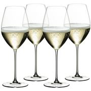 Riedel - 265 Years Veritas Champagne Glass Set 4pce