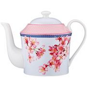 Ashdene - Cherry Blossom Teapot with Metal Infuser