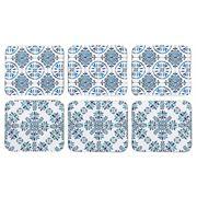 Ashdene - Lisbon Coaster Set 6pce