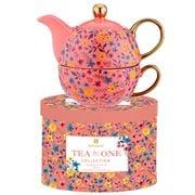 Ashdene - Flowering Fields Tea For One Peach
