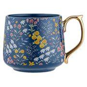 Ashdene - Flowering Fields Mug Blue