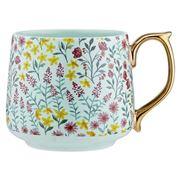 Ashdene - Flowering Fields Mug Teal