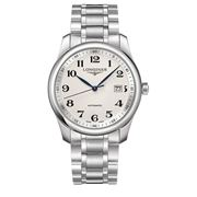 Longines - Master Collection Arabic Numerals S/Steel 40mm