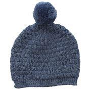 DLUX Baby - Neo Merino Basket Knit Baby's Hat Denim