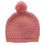 DLUX Baby - Neo Merino Basket Knit Baby's Hat Coral
