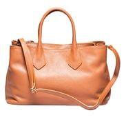 Marlafiji - Kamala Leather Handbag Camel