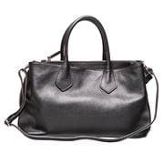 Marlafiji - Kamala Leather Handbag Black