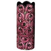 Silhouette d'Art - Mackintosh Rose and Teardrop Vase 26.5cm