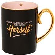 Cristina Re - Behind Every Successful Women Mug