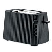 Alessi - Plisse Electric Toaster Black MDL08 B/AU