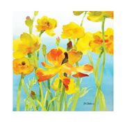 Paper Products Design - Y/Buttercups Napkins 33x33cm 20pce