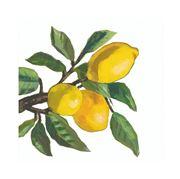 Paper Products Design - Lemon Musée Napkins 33x33cm Set 20p
