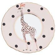 Yvonne Ellen - Giraffe Sandwich Plate 22cm