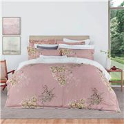 Private Collection - Mizumi Blush Quilt Cover Set Queen 3pce