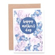 Candle Bark - Mum's Pastel Patch Card