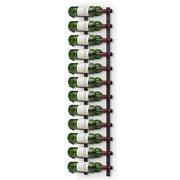 Final Touch - Wall Mounted 24 Bottle Wine Rack